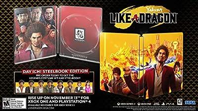 Yakuza: Like a Dragon - Day One Edition
