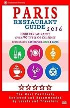 Best paris restaurant guide 2016 Reviews
