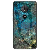 MOONCASE Coque pour Motorola Moto G5S Plus, Très Mince TPU Antichoc Résistant Aux Rayures...