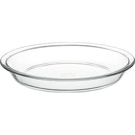 iwaki(イワキ) 耐熱ガラス パイ皿 外径23×高さ3.7cm Sサイズ KBC208