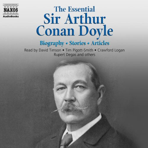 The Essential Sir Arthur Conan Doyle audiobook cover art