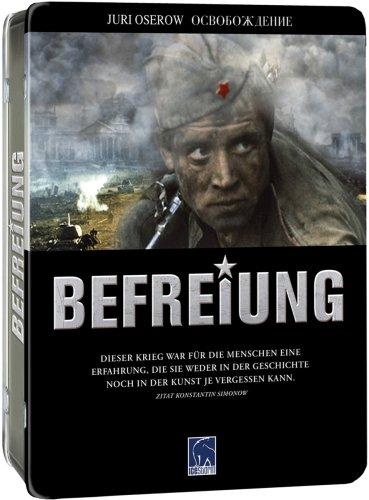 Teil 1-5 (Steelbox/limitierte Auflage, 6 DVDs)