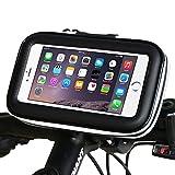 SIOTI Bike Phone Mount Holder [Upgraded Version] Universal Smartphone Bicycle Bike Waterproof Pouch