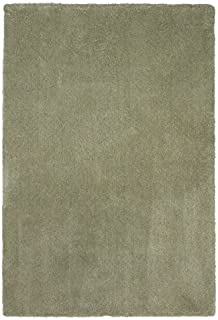 KAS Oriental Rugs Bliss Collection Shag Area Rug, 3'3