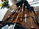 Neuf Great Highland écossais Cornemuse pour Starter (débutant Package)