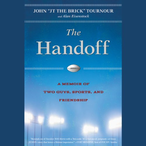 The Handoff audiobook cover art