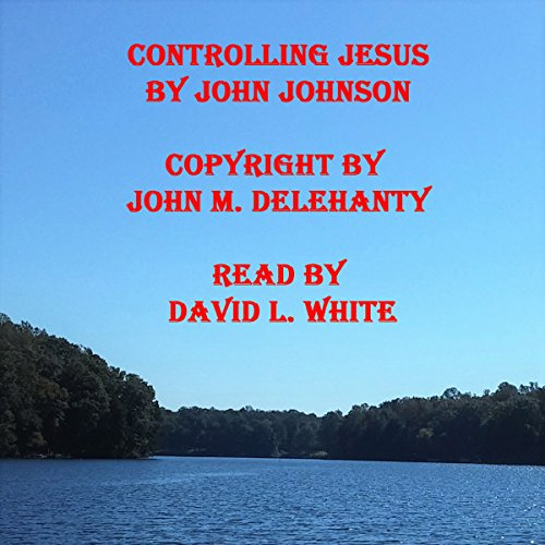 Controlling Jesus audiobook cover art