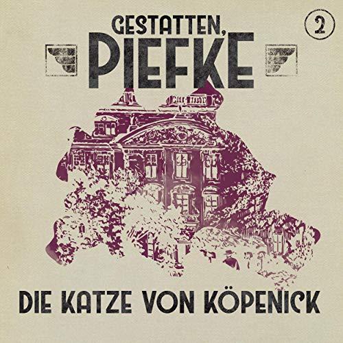 Couverture de Die Katze von Köpenick