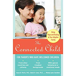 The Connected Child audiobook cover art