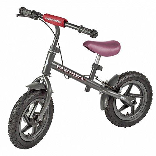 Best Sporting Laufrad, schwarz/rot oder pink/weiß
