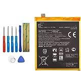 E-YIIVIIL C11P1708 Batterie de rechange pour ASUS ZE620KL, ZenFone 5 2018, ZenFone 5 2018 Dual SIM, ZenFone 5 2018 Dual SIM TD-LTE...