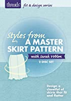 Styles from a Master Skirt Pattern [DVD]