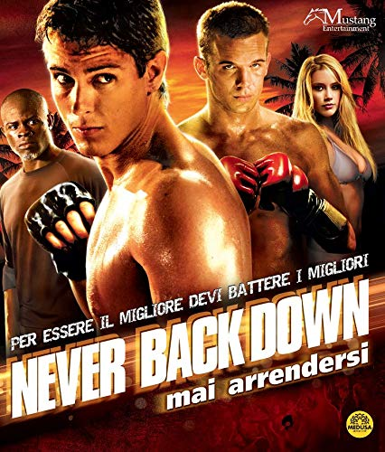 Blu-Ray - Never Back Down (1 BLU-RAY)