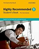 Highly Recommended - English for the Hotel and Catering Industry Student Book by Trish Stott (2005-10-14) - Oxford University Press - 14/10/2005
