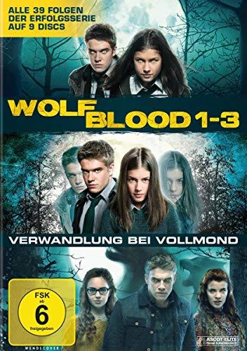 Wolfblood - Verwandlung bei Vollmond - Staffel 1-3