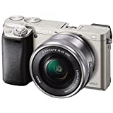 Sony Alpha a6000 Mirrorless Digital Camera with 16-50 mm Lens 24.3MP...