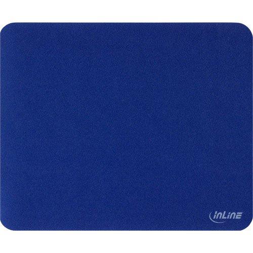 3 Stück InLine ® Maus-Pad Laser, ultradünn, blau, 220x180x0,4mm