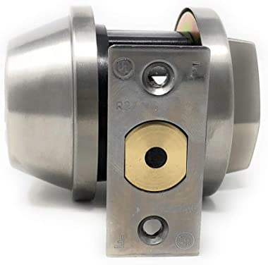 Mul-T-Lock Cronus High Security Grade 2 Single Cylinder Dead-Bolt w/Thumb Turn 2-3/8 or 2-3/4 Adjustable Backset for Commerci