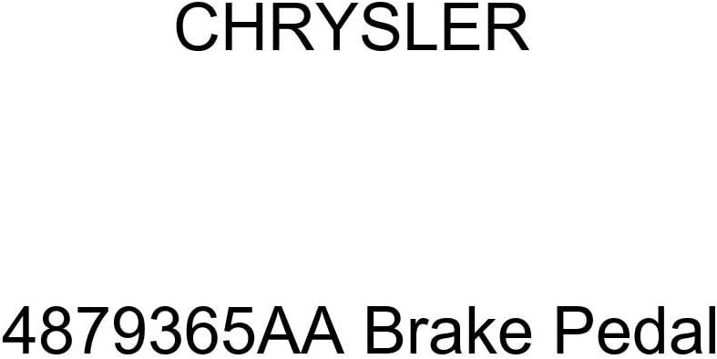 Chrysler low-pricing Genuine 4879365AA Max 79% OFF Brake Pedal