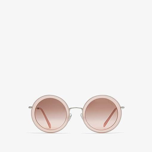 Opal Pink/Pink Gradient Dark Brown