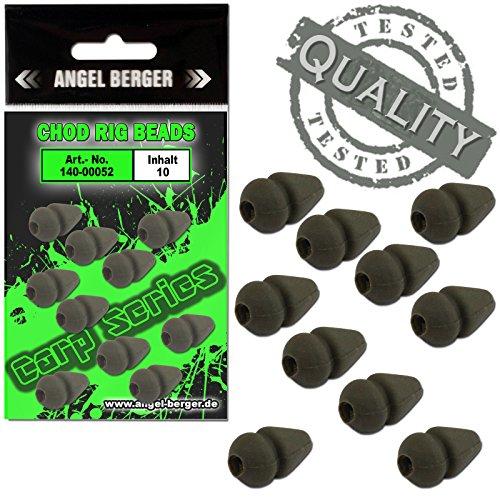 Angel-Berger Carp Series Chod Rig Beads