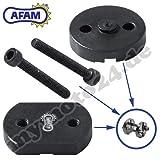 AFAM Easy Chain Riveter RIV5 Outil de rivetage de chaîne de moto, pour maillons de fermeture à axes creux (520/525/530), chaines DID, RK, Enuma