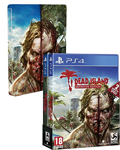 Dead Island Definitive Steelbook Edition (inkl. 2 Blu-Rays)