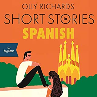 Short Stories in Spanish for Beginners cover art