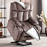 Best Power Lift Recliners - CANMOV Power Lift Recliner Chair for Elderly Heavy Review