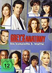 Grey's Anatomy – Staffel 3 (DVD)
