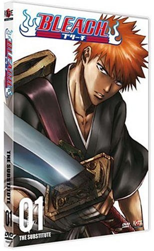 Bleach, vol. 1-The Substitute