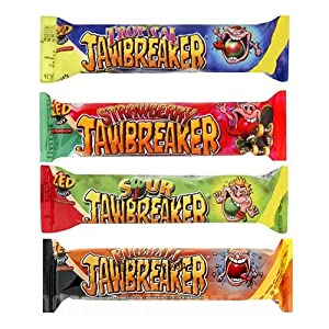 jawbreaker mixture 4 pack mix (fireball, tropical, sour, strawberry) Jawbreaker Mixture 4 Pack Mix (Fireball, Tropical, Sour, Strawberry) 51uZKSL9bsL