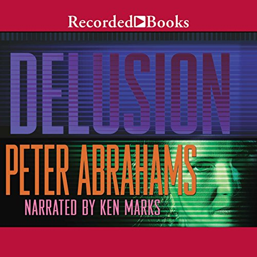 Delusion audiobook cover art