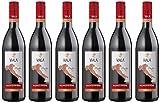 Viala IGP Puglia Sangiovese - Vin Rouge d'Italie - 6x75cl