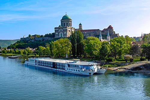 Jochen Schweizer Geschenkgutschein: Donau-Kreuzfahrt Wien-Budapest für 2