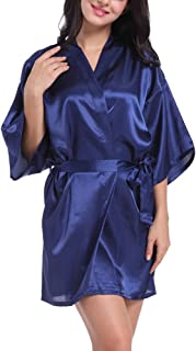 Best navy blue bridesmaid robes Reviews