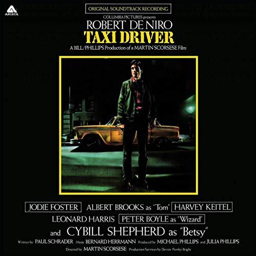 Taxi Driver [Vinyl LP]