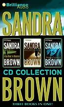 Sandra Brown CD Collection 3: Slow Heat in Heaven, Best Kept Secrets, Breath of Scandal