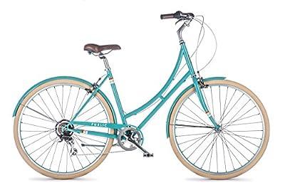 PUBLIC Bikes Women's C7 Dutch Style Step-Thru 7-Speed City Bike