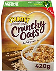 Nestle Country Cruchy Oats Cereal 420 gm