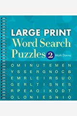 By Mark Danna - Large Print Word Search Puzzles 2 (large type edition) Unknown Binding