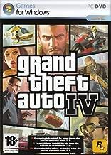 Grand Theft Auto 4 (PC DVD)