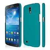 EMPIRE KLIX Slim-Fit Hard Case for Samsung Galaxy Mega 6.3 I9200 / I9205 / I527 - Soft Touch Teal