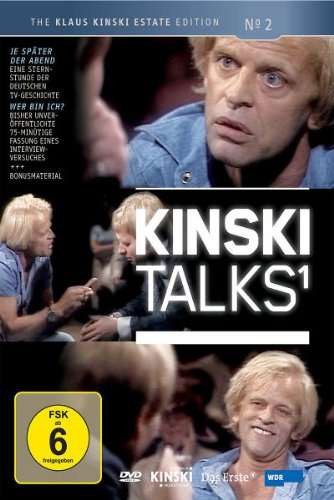 Klaus Kinski: Kinski Talks 1