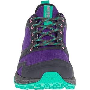 Merrell womens Altalight Hiking Shoe, Acai, 8 US
