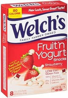Welch's Fruit 'n Yogurt Snacks (Pack of 6)