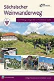 Wandertourenführer Sächsischer Weinwanderweg: 7-teiliges Wanderkartenset