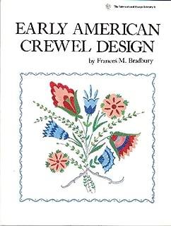 Early American Crewel Design (International Design Library)