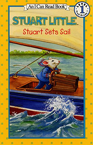 Stuart Sets Sail (I Can Read!)の詳細を見る