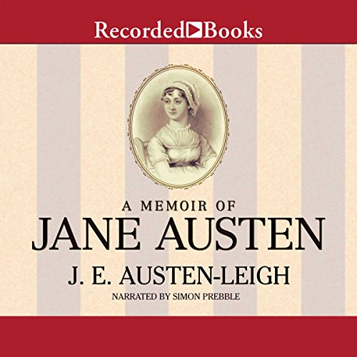 A Memoir of Jane Austen cover art